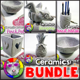 Ceramics Art Project Bundle