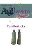 Ceramics - Candlestick