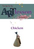 Ceramics - Chicken