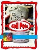 Ceramics: Coil Pots, Art Lesson