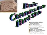 Ceramics: Hard Slab