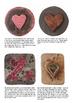 Ceramics - Heart relief