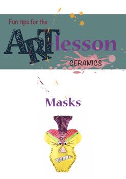 Ceramics - Masks