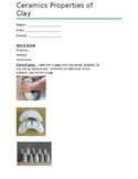 Ceramics Properties of Clay Quiz
