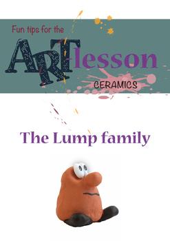 Ceramics - The Lump family