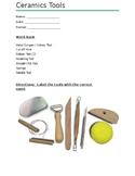 Ceramics Tools Quiz