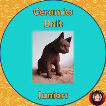 Ceramics Unit - Junior High School Art
