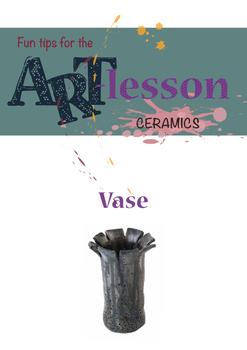 Ceramics - Vase