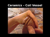Ceramics introduction to using coil