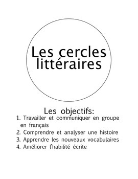 Cercle Littéraire Français