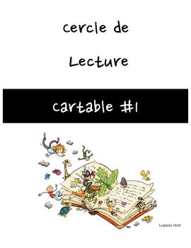 Cercle de lecture: Le cartable général