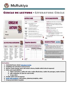 Cercle de lecture - Literature Circles