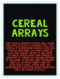 Cereal Arrays
