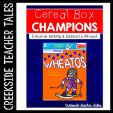 Cereal Box Champions (Winter Games Project Pack)