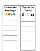 Cereal Box Character Report