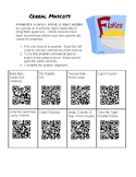 Cereal Box Design - Media Literacy Project