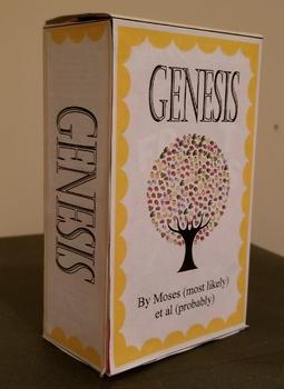 Cereal Box Genesis