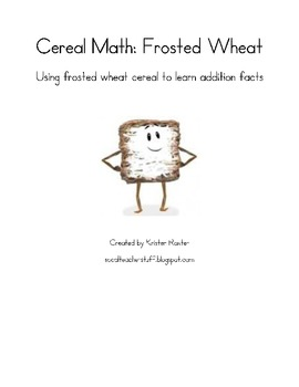 Cereal Math: Frosted Wheat