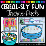 Cereal-sly Fun Theme Pack