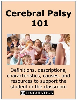 Cerebral Palsy 101