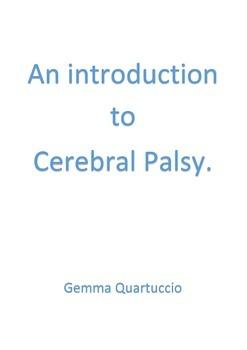 Cerebral Palsy Information Booklet