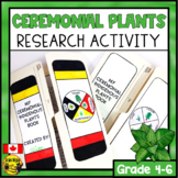 Ceremonial Plants of the Indigenous People of Canada
