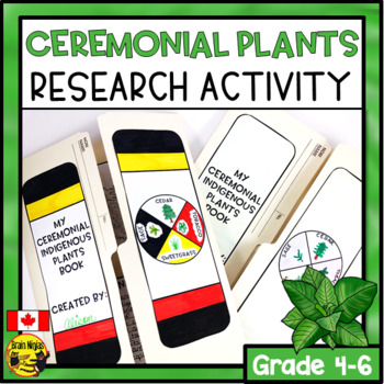 Ceremonial Plants of the Indigenous People of Canada Research Activity