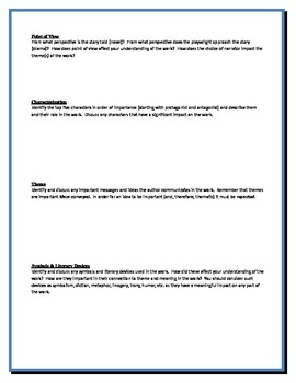 Ceremony - Silko - Group Critical Response Questions