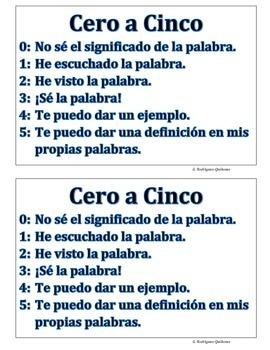 Cero a Cinco (Spanish)