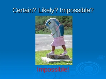 Certain, Likely, or Impossible?