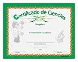 Certificados para imprimir Diplomas in spanish