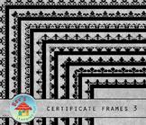 Certificate Frames 3