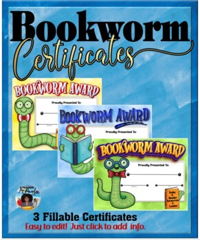 Certificate - Library/Bookworm