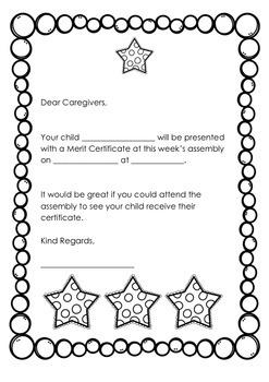 Certificate Note