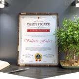 Editable Certificate of Appreciation For Any Grade | Certi