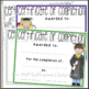 Certificate of Completion- Upper Elementary
