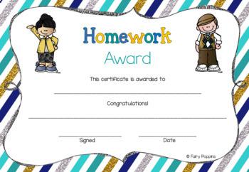 Certificates {56 Student Awards}