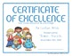 Certificates: 6 Dudes/Hippies Awards - Modifiable PDFs
