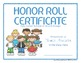 Certificates: 6 Fifties Awards - Modifiable PDFs