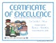Certificates: 6 History Awards - Modifiable PDFs