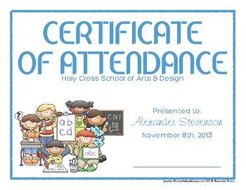 Certificates: 6 Kids 3 Awards - Modifiable PDFs