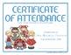 Certificates: 6 Ladybugs Awards - Modifiable PDFs