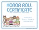 Certificates: 6 Nursery Rhymes Awards - Modifiable PDFs