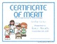 Certificates: 6 Science Kids Awards - Modifiable PDFs