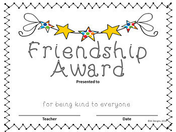 Certificates Awards All Year End of Year 70+ Different Editable Printable White