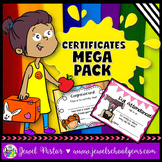 Certificates BUNDLE (Award Certificates)