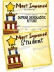 Certificates – Most Improved Awards 3