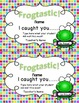 Frog Editable Certificates and Awards