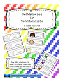 Certificates for Performing Arts Class