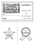 Certificates printables FREEBIE